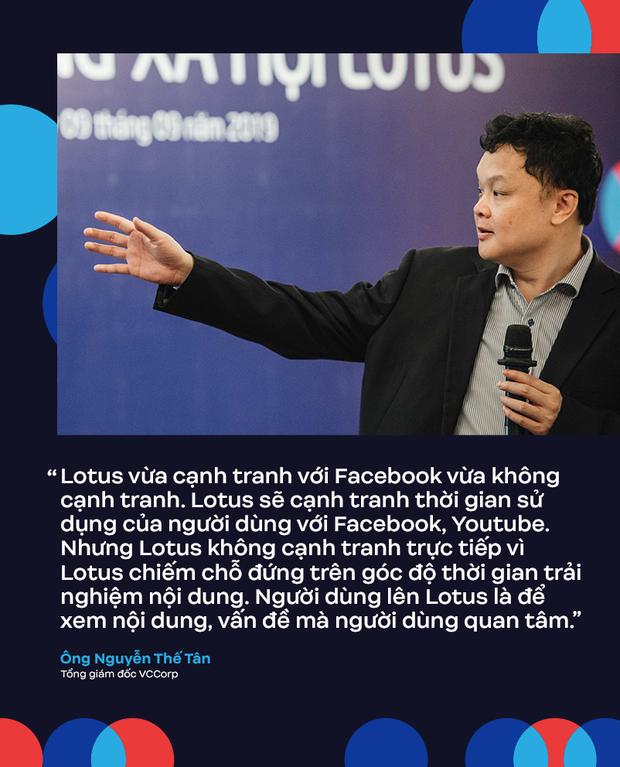 Mạng xã hội Lotus: Không cạnh tranh trực tiếp với Facebook, không kết nối bạn bè, bán hàng online được tạo điều kiện phát triển - Ảnh 2.