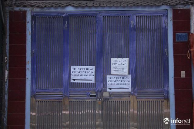Sau vụ cháy Công ty Rạng Đông: Người bán nhà, kẻ đi ở tạm, hàng quán đóng cửa - Ảnh 1.