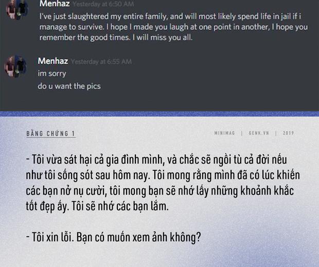 Từ những dòng chat bâng quơ trong game, nhóm thanh niên này đã lần ra kẻ sát nhân giết hại cả một gia đình như thế nào - Ảnh 5.