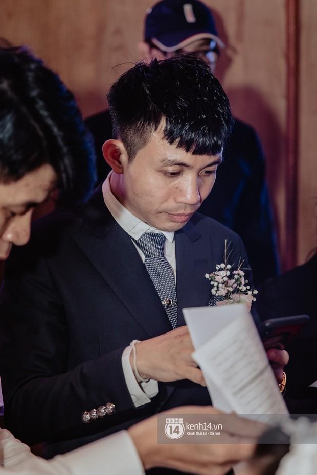 Sốc: Hé lộ thực đơn trong bữa tiệc cưới gần 20 tỷ của con gái đại gia Minh Nhựa, toàn sơn hào hải vị nhưng số lượng món ăn mới gây bất ngờ - Ảnh 5.