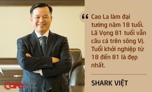 Cú khởi nghiệp cân não tuổi 50 của shark Việt: Tay ngang rẽ hướng, bị dọa một đời làm y, ba đời suy và dự án suýt đổ bể vì sốt đất quận Từ Liêm - Ảnh 1.