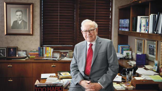 Lời khuyên ý nghĩa nhất mà Warren Buffett nhận được: Bạn luôn có thể bảo ai đó 'Đi chết đi' nhưng hãy tôn trọng chiếc lưỡi của mình! - Ảnh 1.