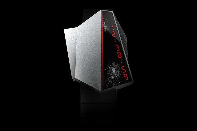 Cybertime - mẫu đồng hồ lấy cảm hứng từ Tesla Cybertruck - Ảnh 3.
