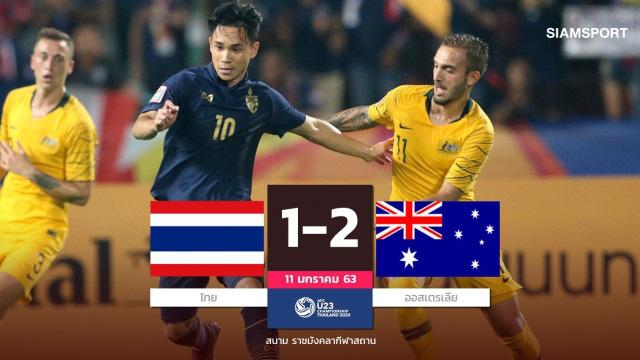 Báo Thái Lan thất vọng tràn trề, lo sợ kịch bản bị loại sớm sau trận thua đau Australia - Ảnh 1.