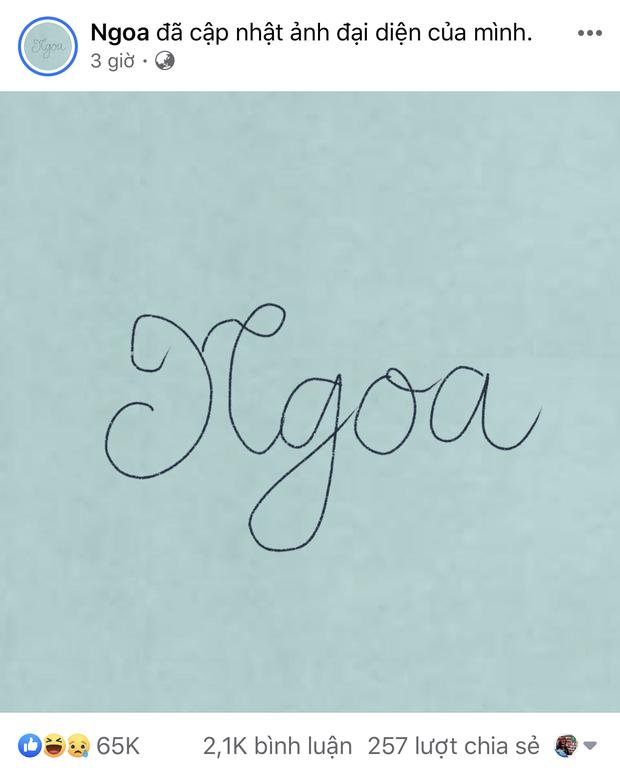 Rộ trend bắt chước Gucci viết chữ nguệch ngoạc lên avatar, có người còn tranh thủ đăng cả STK để đòi nợ trước Tết - Ảnh 2.