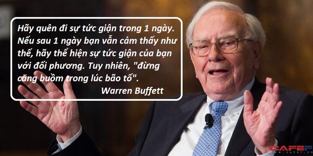Tỷ phú Warren Buffett gọi đây là lời khuyên cuộc sống không thể thiếu: Cảm xúc là kẻ điều khiển cuộc chơi, muốn thắng lợi bạn phải học cách kiểm soát nó  - Ảnh 2.