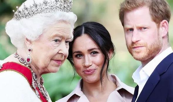 Hé lộ thông tin Nữ hoàng từng nhún nhường cháu dâu Meghan Markle, đích thân gọi điện thoại hỏi thăm nhưng bị đối xử phũ phàng  - Ảnh 1.