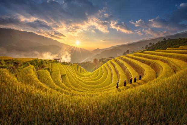 Hãng tin CNBC của Mỹ công bố Mù Cang Chải là điểm đến hàng đầu thế giới năm 2020, các tín đồ du lịch Việt Nam lại được dịp nở mày nở mặt - Ảnh 1.