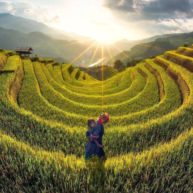 Hãng tin CNBC của Mỹ công bố Mù Cang Chải là điểm đến hàng đầu thế giới năm 2020, các tín đồ du lịch Việt Nam lại được dịp nở mày nở mặt - Ảnh 5.