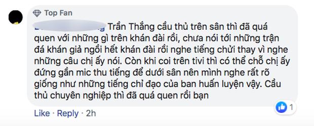 Fan Việt bức xúc với câu hát Bay lên trời là em bay ra ngoài: Phản cảm, nhức đầu, đối thủ chẳng hiểu gì mà lại khiến đội nhà mất tập trung - Ảnh 6.