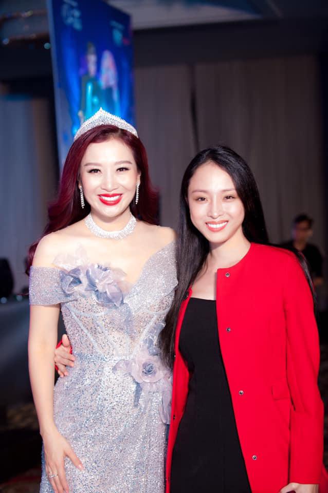 Khép lại scandal tình-tiền, hoa hậu Phương Nga đảm nhận Giám đốc truyền thông dự án Cộng đồng phụ nữ khởi nghiệp - Ảnh 1.