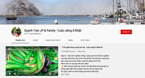 """Sốc: Kênh của Quỳnh Trần JP bị """"ăn gậy"""" Youtube, bé Sa chính thức không còn được xuất hiện trong vlog cùng mẹ từ nay về sau - Ảnh 3."""