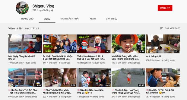 Bị Youtube tắt bình luận và quảng cáo, mẹ con Quỳnh Trần - bé Sa phải đóng kênh 2,27 triệu subs, bắt đầu lại từ con số 0? - Ảnh 9.