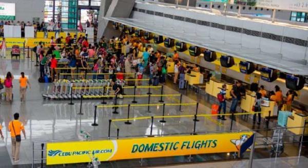 Phải đóng cửa vì núi lửa phun trào, sân bay Ninoy Aquino lớn cỡ nào? - Ảnh 1.