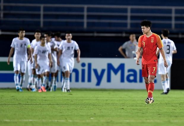 Thi đấu cực tệ để rồi bị loại sớm trước một vòng đấu, U23 Trung Quốc phải đi vé hạng phổ thông về nước - Ảnh 2.