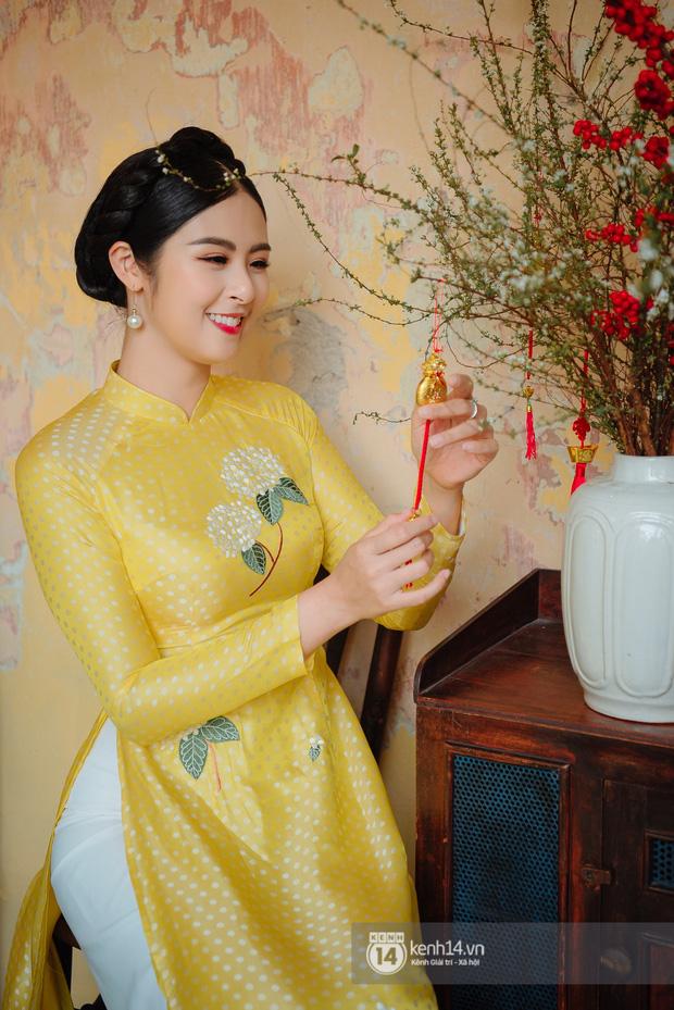 Hoa hậu Ngọc Hân nhìn lại một thập kỷ đăng quang, lần đầu lên tiếng xác nhận về danh tính bạn trai từng bị đồn đoán đã lâu - Ảnh 11.