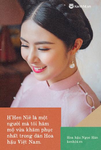 Hoa hậu Ngọc Hân nhìn lại một thập kỷ đăng quang, lần đầu lên tiếng xác nhận về danh tính bạn trai từng bị đồn đoán đã lâu - Ảnh 3.