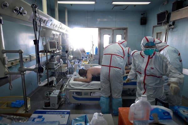 Virus gây bệnh phổi bí ẩn ở Trung Quốc là một chủng chưa từng được biết đến - Ảnh 2.