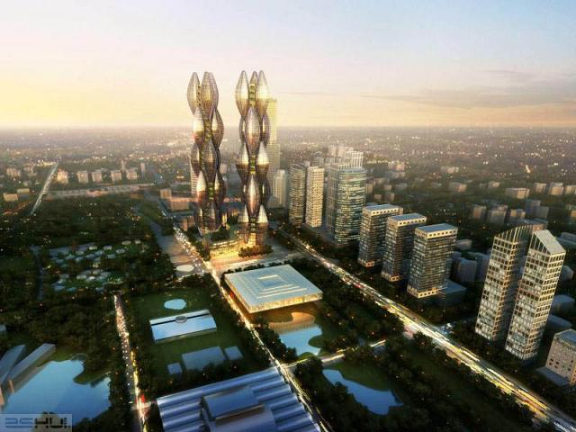 Kinh Bắc mua lại siêu dự án bông lúa giá 1.855 tỷ đồng - Ảnh 1.