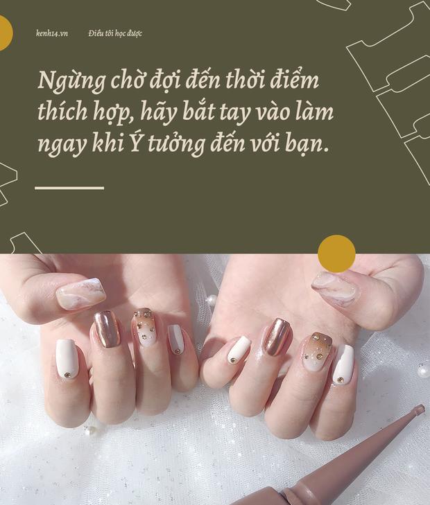 10 bài học khởi nghiệp của Hạt Mít: Cựu hotgirl tự gây dựng chuỗi 20 nailrooms chỉ sau vỏn vẹn... 2 năm - Ảnh 5.