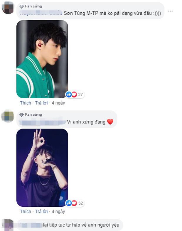 Sơn Tùng M-TP chính thức là thành viên Hội đồng thẩm định WeChoice 2019, netizen phản ứng: Giờ đã hiểu có idol ưu tú là như thế nào - Ảnh 3.