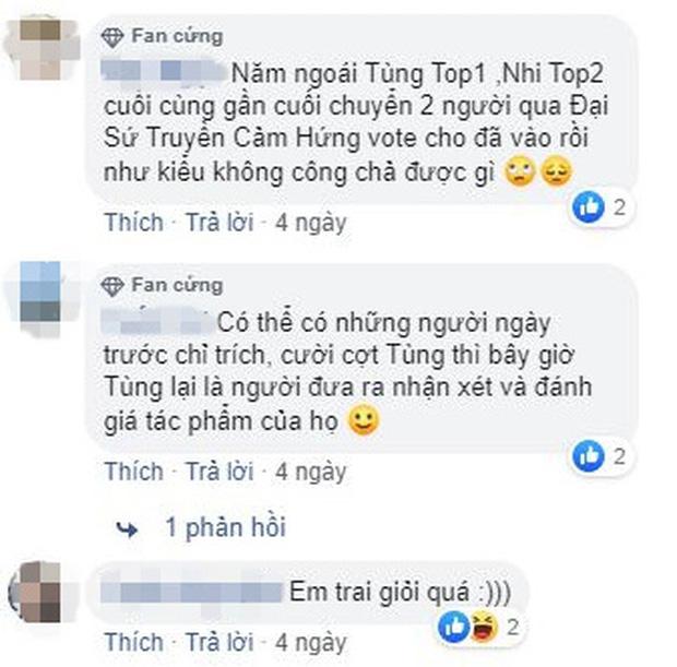 Sơn Tùng M-TP chính thức là thành viên Hội đồng thẩm định WeChoice 2019, netizen phản ứng: Giờ đã hiểu có idol ưu tú là như thế nào - Ảnh 4.