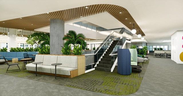Unilever Việt Nam khánh thành trụ sở văn phòng trước thềm Xuân Canh Tý - Ảnh 3.