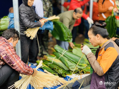 Chợ Nủa – phiên chợ đặc biệt ngày cuối năm ở Hà Nội chỉ dành cho đàn ông - Ảnh 14.