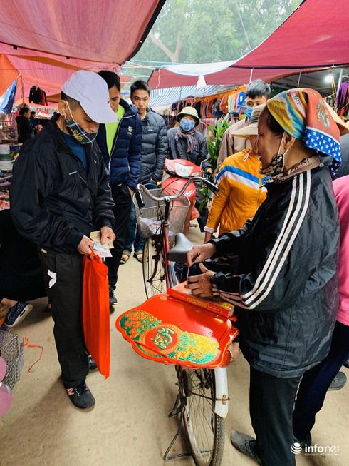 Chợ Nủa – phiên chợ đặc biệt ngày cuối năm ở Hà Nội chỉ dành cho đàn ông - Ảnh 25.