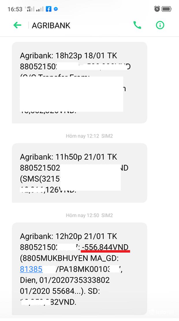 Trừ tiền điện của khách hai lần liên tiếp, EVN và Agribank đổ lỗi cho nhau - Ảnh 2.