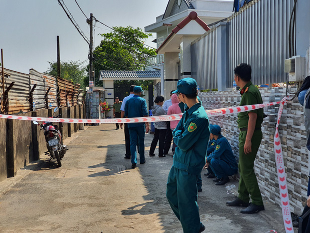 NÓNG: Bắt giữ nghi phạm phóng hỏa đốt nhà khiến 5 mẹ con tử vong ở Sài Gòn sáng 27 Tết - Ảnh 2.
