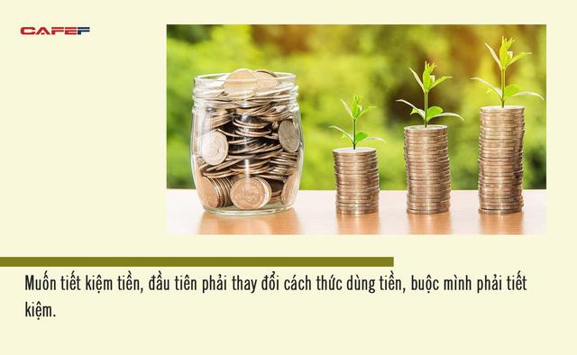 Biết tiết kiệm tiền từ khi còn trẻ, cuộc đời bạn đã hơn người khác rất nhiều: Sống trên đời, luôn phải chừa đường lui cho mình!  - Ảnh 2.