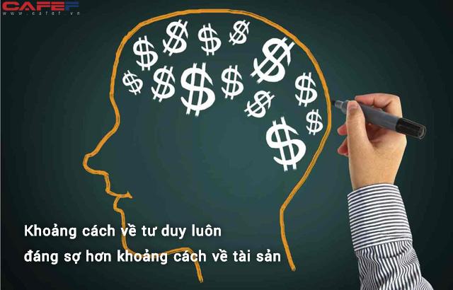 Sự khác biệt giữa giàu và nghèo không chỉ nằm ở vật chất, tiền bạc, mà còn là tầm nhìn và tư duy cho tương lai  - Ảnh 1.