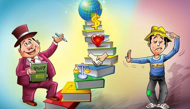 Sự khác biệt giữa giàu và nghèo không chỉ nằm ở vật chất, tiền bạc, mà còn là tầm nhìn và tư duy cho tương lai  - Ảnh 2.