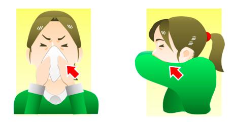 Phòng chống virus Vũ Hán: BS Phạm Nguyên Quý chỉ ra hậu quả tệ hại khi hắt xì lấy bàn tay che mũi, miệng - Ảnh 1.