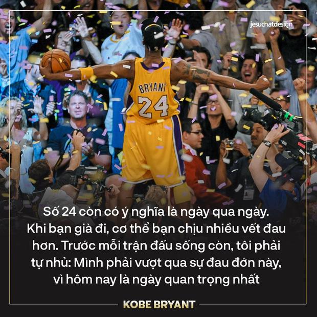 Ra đi ở tuổi 41 sau tai nạn trực thăng thảm khốc, đây là 5 câu nói truyền cảm hứng nhất mà huyền thoại Kobe Bryant gửi lại thế giới - Ảnh 4.
