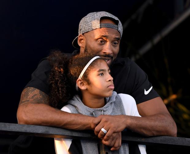 Gianna Maria-Onore Bryant: Cô gái bé bỏng cùng ước mơ kế tục di sản Black Mamba của huyền thoại bóng rổ Kobe Bryant - Ảnh 10.
