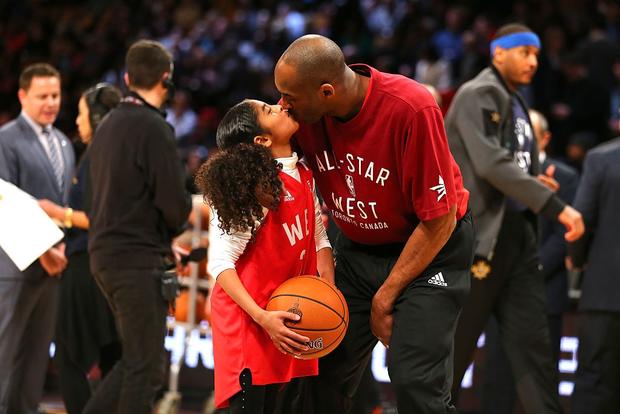 Gianna Maria-Onore Bryant: Cô gái bé bỏng cùng ước mơ kế tục di sản Black Mamba của huyền thoại bóng rổ Kobe Bryant - Ảnh 11.