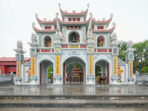 10 ngôi đền, chùa linh thiêng nhất miền Bắc nên đi lễ đầu năm 2020 để cầu bình an và may mắn - Ảnh 2.