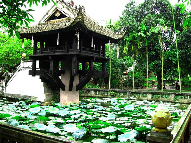 10 ngôi đền, chùa linh thiêng nhất miền Bắc nên đi lễ đầu năm 2020 để cầu bình an và may mắn - Ảnh 6.