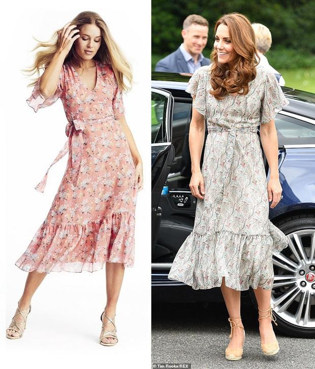 Đẳng cấp thời trang của Công nương Kate: Váy áo mua về đều chỉnh sửa cực khéo, có khi đẹp hơn bản gốc mà chẳng ai nhận ra - Ảnh 8.