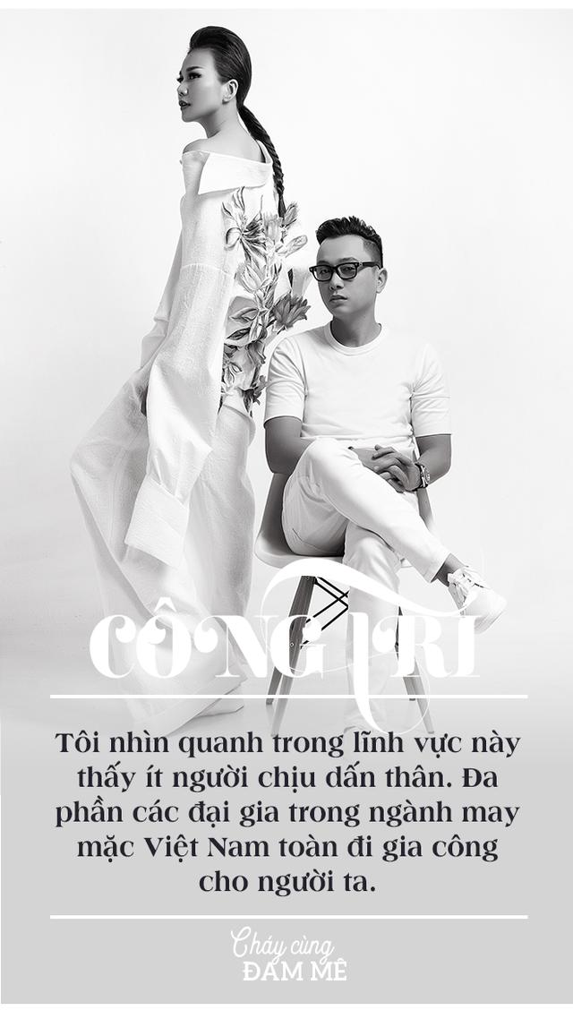 """NTK Công Trí: """"Tôi muốn thế giới biết một nhà thiết kế Việt Nam như thế nào!"""" - Ảnh 5."""