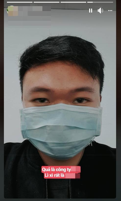Lo sợ cúm Corona bùng phát, một công ty ở Hà Nội lì xì mỗi nhân viên 1 hộp khẩu trang trong ngày đầu đi làm - Ảnh 7.