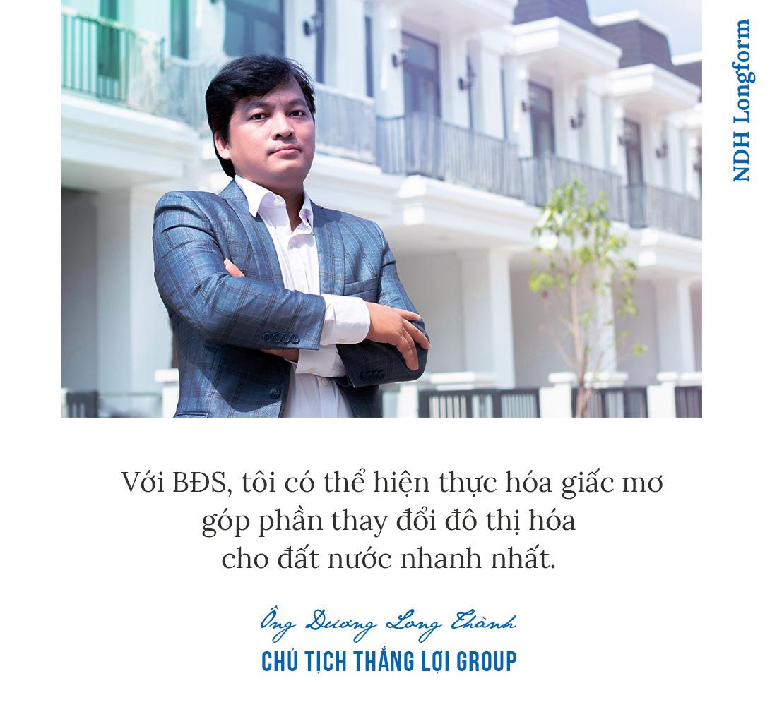Ông chủ Thắng Lợi Group: Từ 500 triệu đồng tay ngang làm BĐS gây dựng công ty trên 500 tỷ đồng - Ảnh 2.