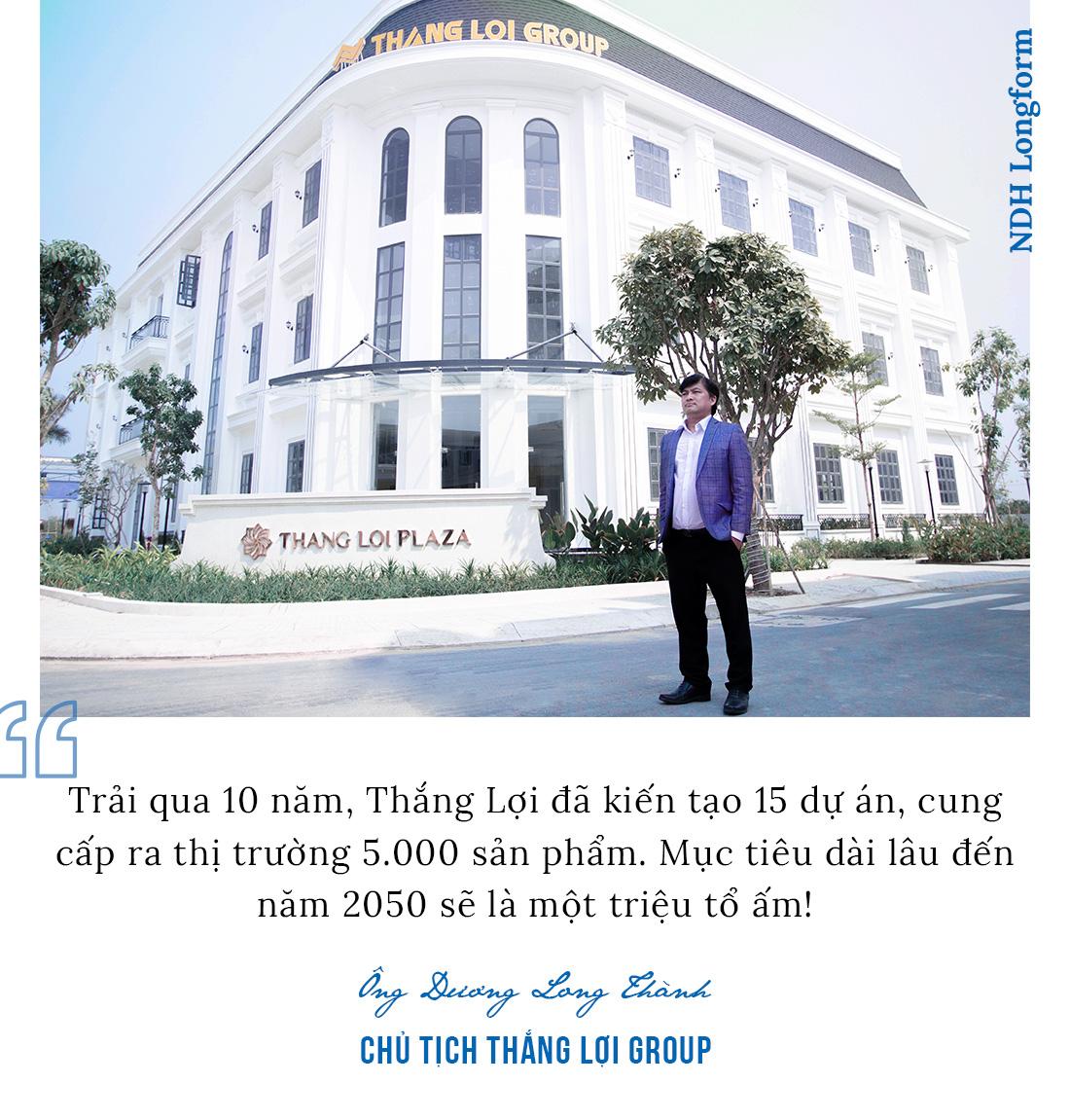 Ông chủ Thắng Lợi Group: Từ 500 triệu đồng tay ngang làm BĐS gây dựng công ty trên 500 tỷ đồng - Ảnh 6.