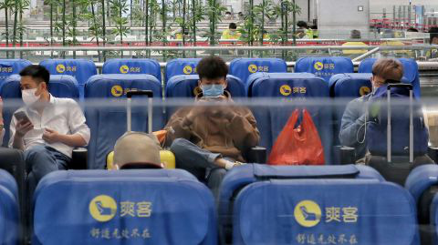 Hình ảnh đáng sợ về các thành phố ma ở Trung Quốc cho thấy quy mô chưa từng có của việc cách li 60 triệu dân vì virus corona - Ảnh 10.