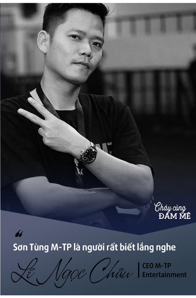 CEO M-TP Entertainment: Giấc mơ càng lớn cần càng nhiều người chung tay! - Ảnh 2.