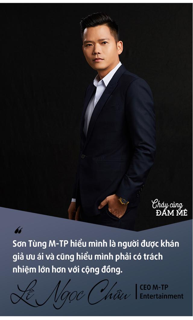 CEO M-TP Entertainment: Giấc mơ càng lớn cần càng nhiều người chung tay! - Ảnh 10.