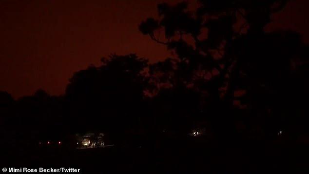 Thực hư về tấm hình cháy rừng đại thảm họa biến nước Úc thành biển lửa đang gây bão cộng đồng mạng - Ảnh 2.