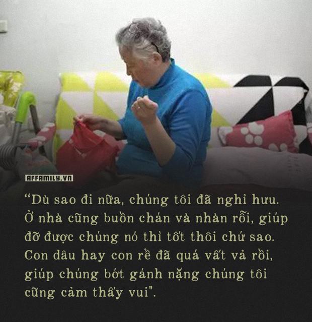 Chuyện về ông bà Trung Quốc chăm cháu như con mọn: Không những bị hành hạ về thể xác mà còn đau khổ về tinh thần - Ảnh 6.